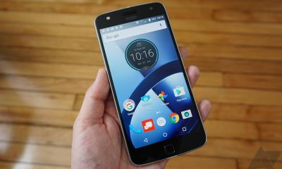 Moto Z e Moto Z Play recebem atualização para o Android Nougat