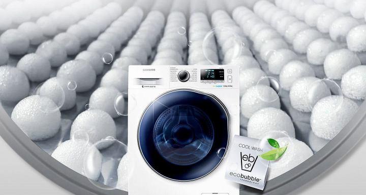 REVIEW: Lava e seca Samsung WD6000, uma lavanderia na sua casa