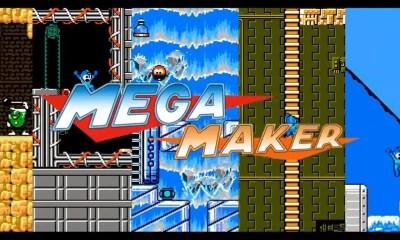 mega 1 - Mega Maker pode ser a criação perfeita para os fãs de Mega Man