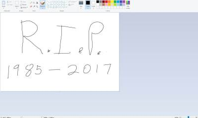 FIm do paint tela