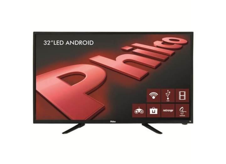 smart tv tv led 32 philco ph32b51dsgwa 2 hdmi photo176262896 12 3b 2e 720x524 - Fim do sinal analógico aumenta procura por Smart TVs; confira as mais buscadas