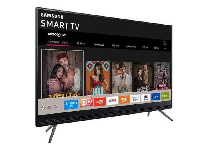 smart tv tv led 40 samsung serie 5 full hd netflix un40k5300 2 hdmi photo156308910 12 36 3b 720x524 - Fim do sinal analógico aumenta procura por Smart TVs; confira as mais buscadas