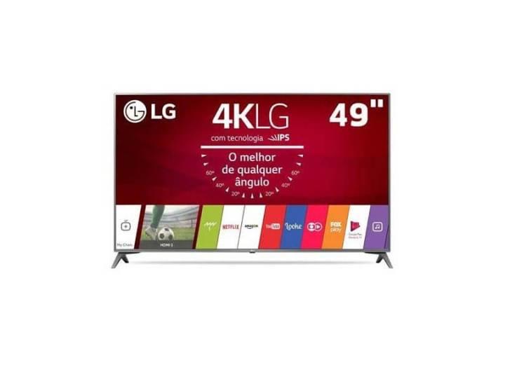 smart tv tv led 49 lg 4k hdr netflix 49uj6565 4 hdmi photo178146640 12 a 33 720x524 - Fim do sinal analógico aumenta procura por Smart TVs; confira as mais buscadas