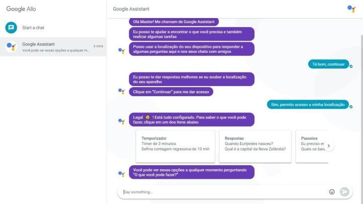 'Allo para a web' é a resposta (tardia) do Google ao Whatsapp Web