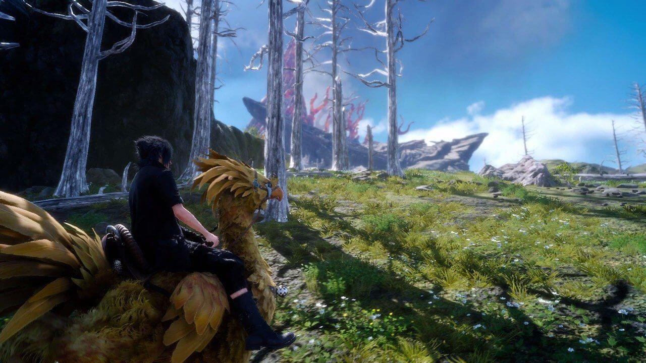 Final Fantasy XV 4 1280x720 - Final Fantasy XV será lançado para PC em 2018