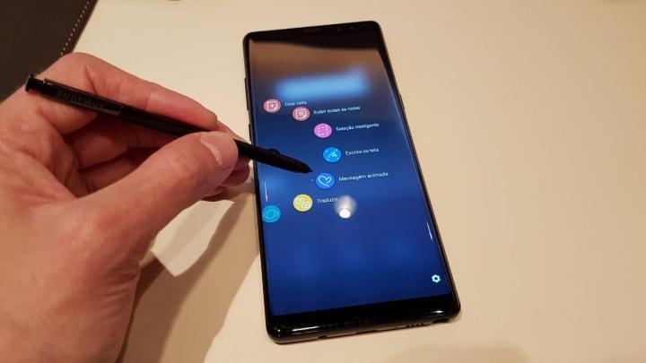 Galaxy Note 8: quem comprou o Note 7 terá desconto exclusivo