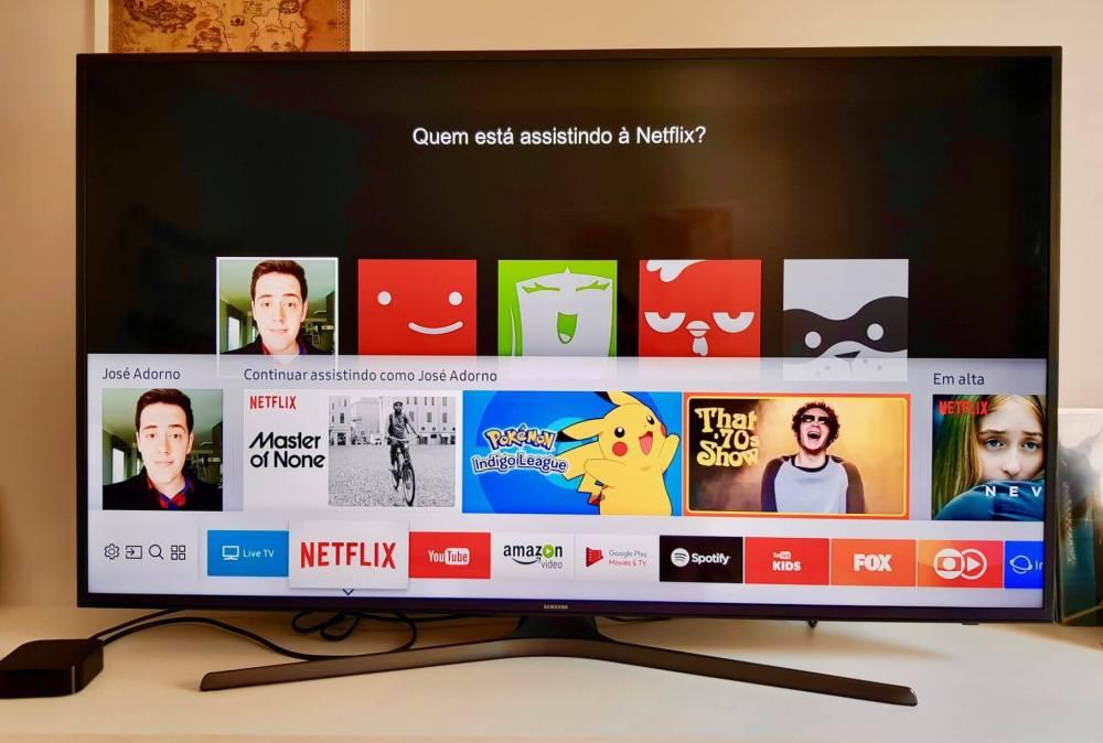 """20170906 110822 - Review: Samsung Smart TV UHD 55"""", a sua primeira TV 4K de verdade"""