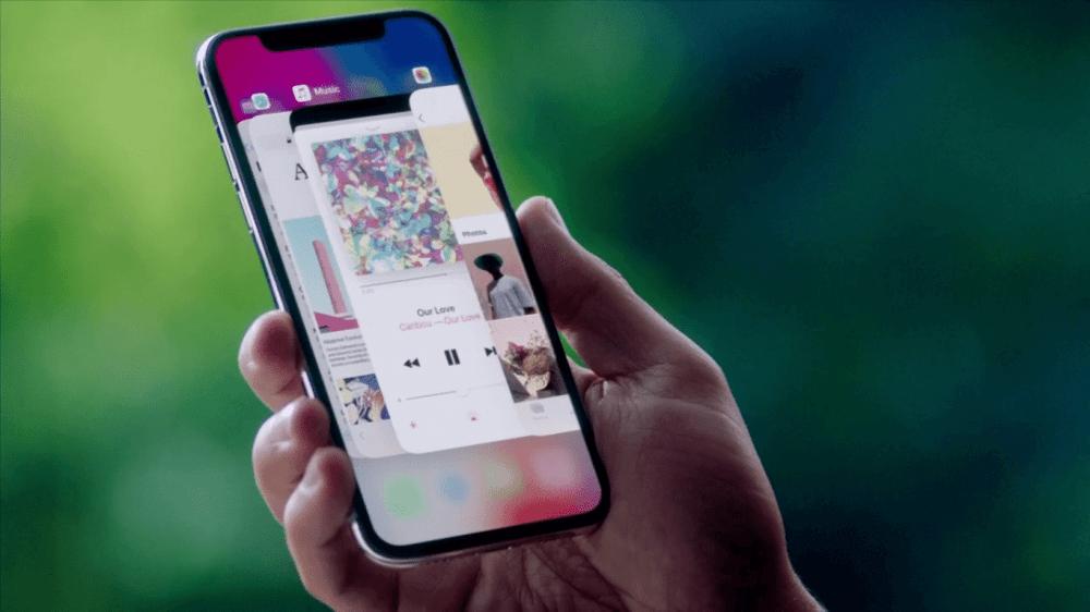 """Captura de Tela 124 - iPhone X é apresentado como o """"futuro dos smartphones"""""""