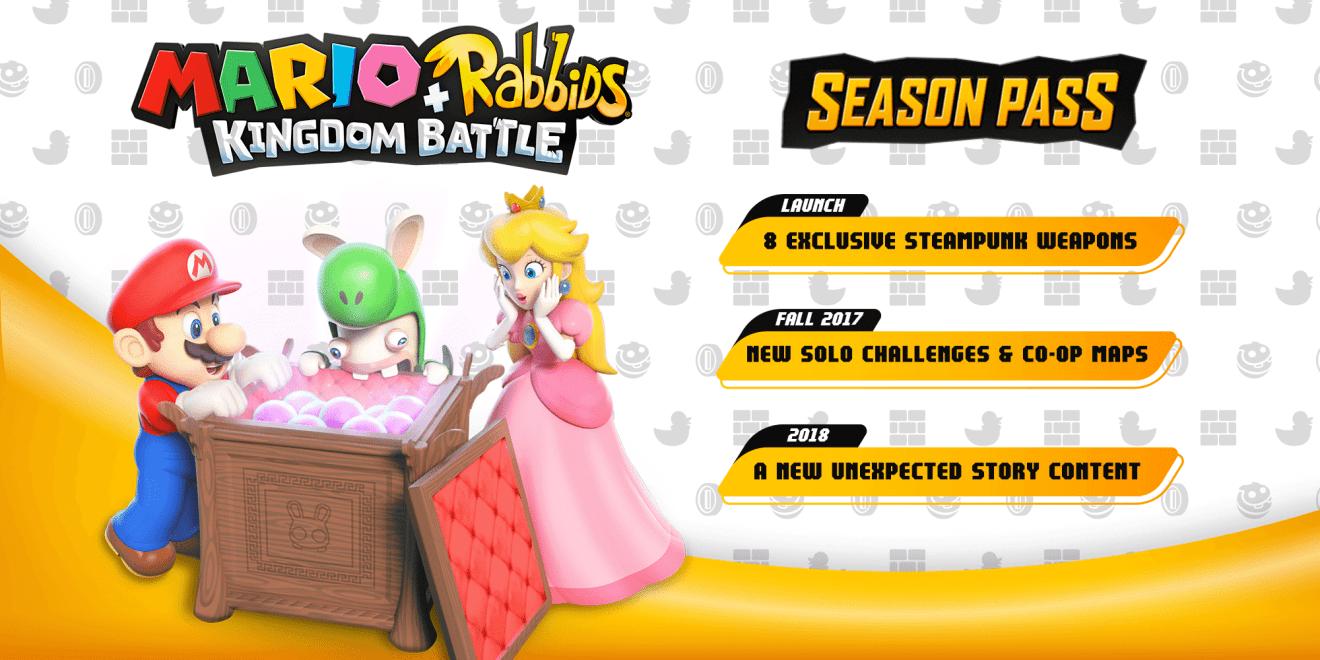 SEASON PASS FINAL SOURCE FINAL - Review: Mario + Rabbids Kingdom Battle para Nintendo Switch