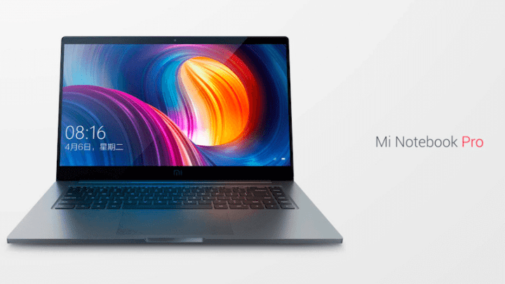 Xiaomi Mi Notebook Pro 720x405 - Xiaomi apresenta Mi Mix 2, Mi Note 3 e o Mi Notebook Pro