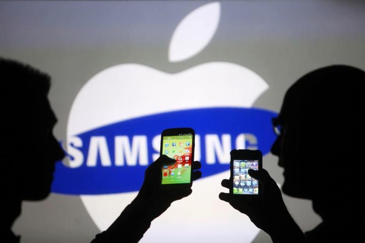 apple vs samsung 720x480 - 30 anos de Brasil: conheça a história revolucionária da Samsung