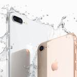 iPhone8Plus iPhone8 water 1 - Apple anuncia novos iPhone 8 e iPhone 8 Plus