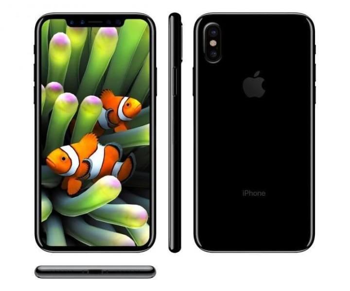 iphone 8 benjamin geskin 800x666 720x599 - iPhone 8: confira o que mais será lançado no próximo evento da Apple