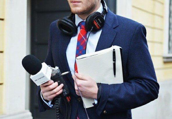 jornalista - Blogueiro pode virar profissão sob um Projeto de Lei