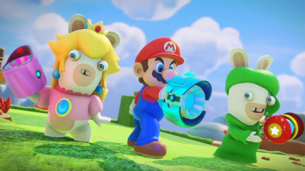 mario rabbids - Review: Mario + Rabbids Kingdom Battle para Nintendo Switch
