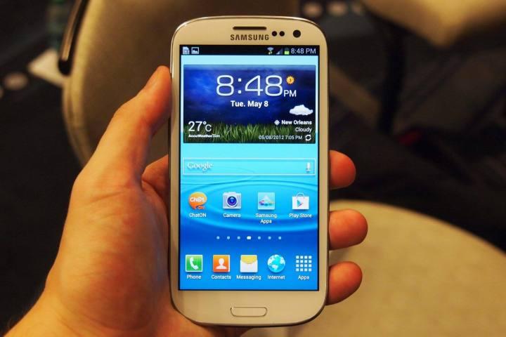 samsung galaxy s3 2 720x480 - 30 anos de Brasil: conheça a história revolucionária da Samsung