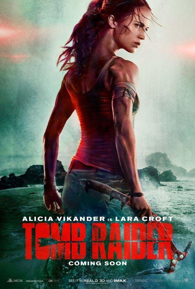 tomb raider 675x1000 - 'Tomb Raider: A Origem' tem seu primeiro trailer divulgado