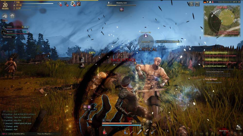 3031415 blackdesert642016 03 1220 34 29 71 - Review: Black Desert é um MMORPG frenético e completo