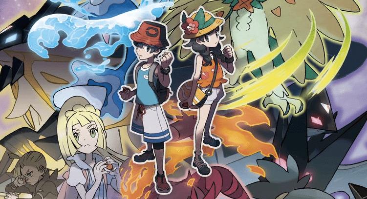 Ultra Sun e Ultra Moon serão os últimos jogos Pokémon na 3DS