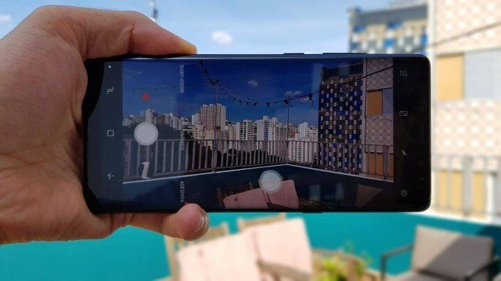 Galaxy Note 8 Câmera 1 720x405 - Galaxy Note 8: O Review Completo