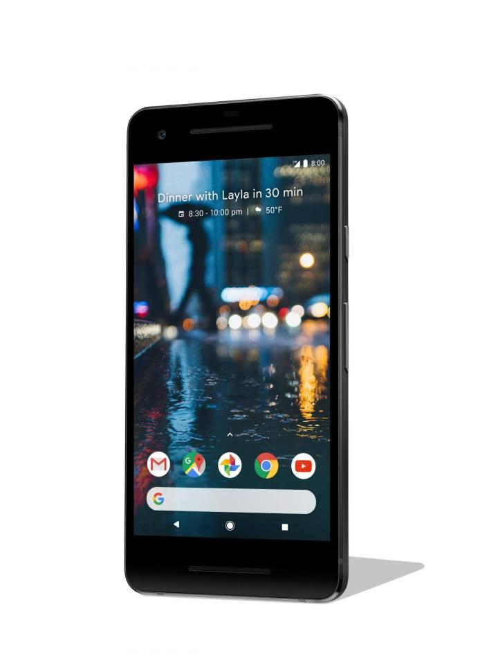 Pixel 2 front 720x960 - Google anuncia Pixel 2 e Pixel 2 XL; confira os detalhes