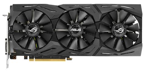 ROG STRIX Geforce GTX 1070 Ti - ASUS anuncia trio de placas de vídeo GeForce GTX 1070 Ti