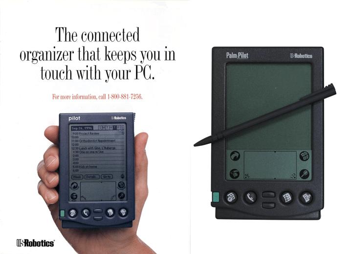Showmetech 10 gadgets que mudaram o mundo palm pilot 720x519 - 10 gadgets que mudaram o mundo