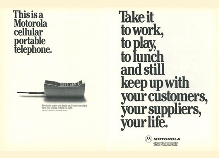 Showmetech 10 gadgets que mudaram o mundo primeiro telefone celular motorola dynatac 8000x 720x519 - 10 gadgets que mudaram o mundo