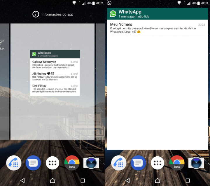 WHATSAPP 0 720x640 - Tutorial: aprenda a ler suas mensagens sem abrir o Whatsapp