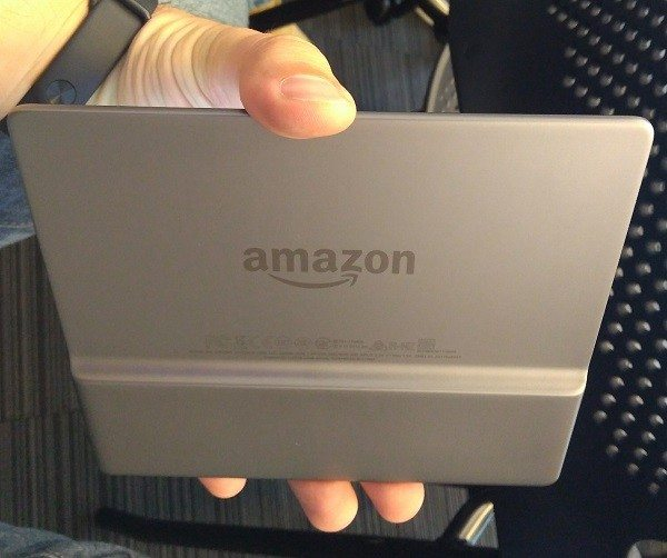 Amazon lança o novo Kindle Oasis no Brasil 7