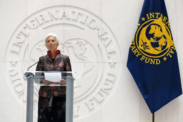 christine 720x480 - Diretora do FMI acredita que Bitcoin ameaça o futuro dos bancos
