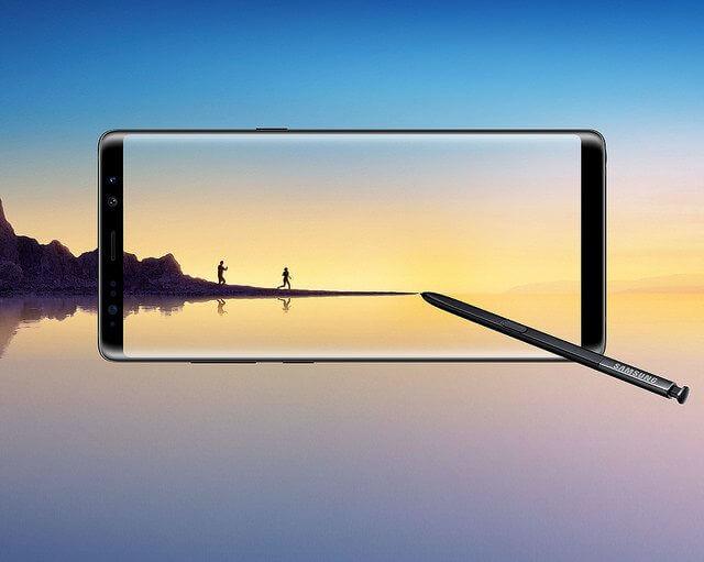 galaxy note 8 - Samsung divulga 5 vídeos para você aprender a usar o Galaxy Note 8