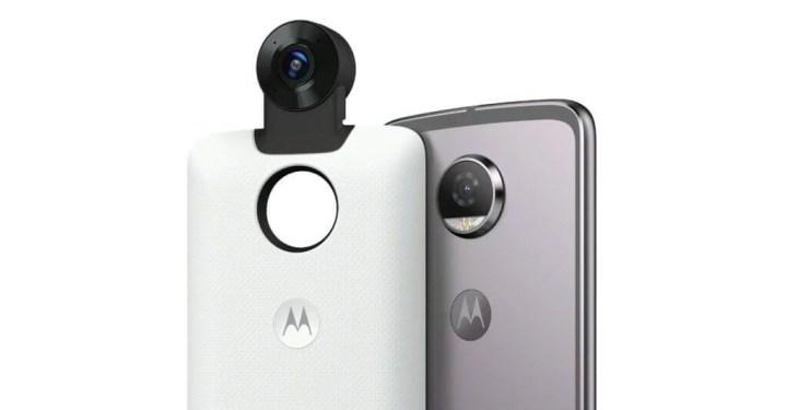 Motorola lança no Brasil o Moto Snap 360 Câmera 5