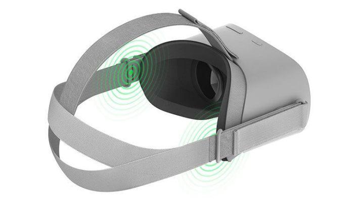 oculusgo speakers 720x405 - Oculus Go, o novo óculos VR do Facebook, tem tela 2K e preço acessível