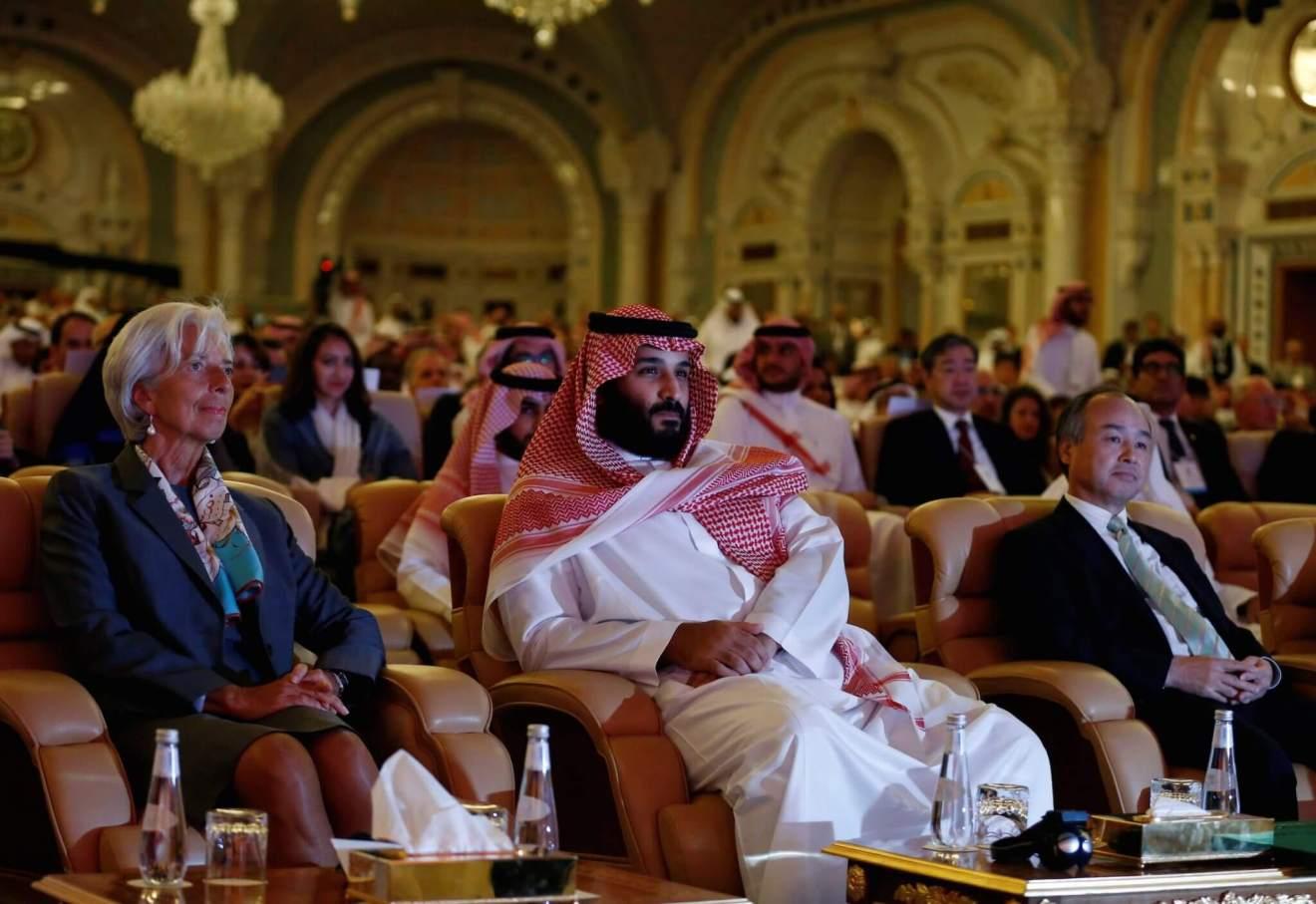 rtx3hzpm - Arábia Saudita construirá uma cidade 33 vezes maior que Nova York