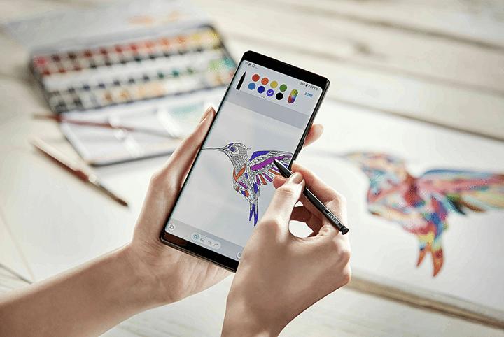 Galaxy Note 8: o que dá pra se fazer com a nova S Pen? 9