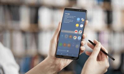 Dicas e truques para o Samsung Galaxy Note 8