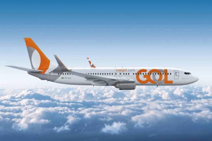 size 960 16 9 aeronave gol lateral3 720x480 - Você sabia que os voos são mais lentos hoje,  do que na década de 70?