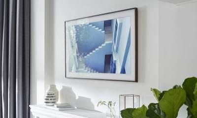 the frame - The Frame: Smart TV que é uma obra de arte chega ao mercado brasileiro