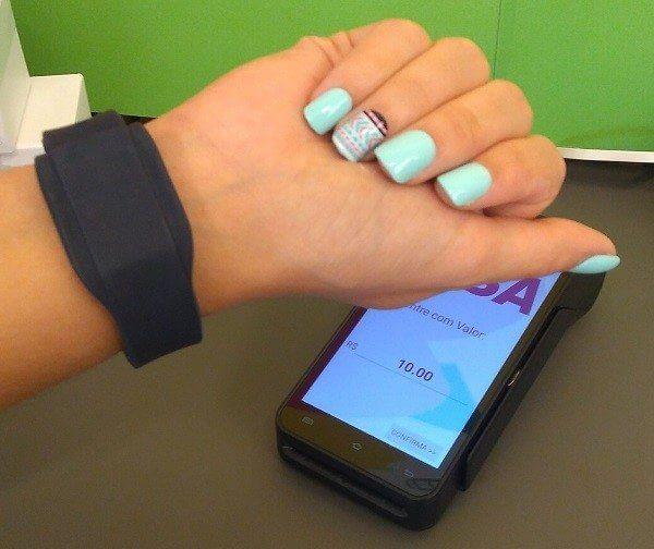 trigg visa pulseira 4 - Trigg lança cartão de crédito em formato de pulseira
