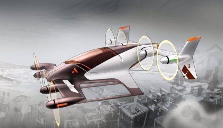 O futuro chegou: conheça 5 carros voadores que já estão em produção 7