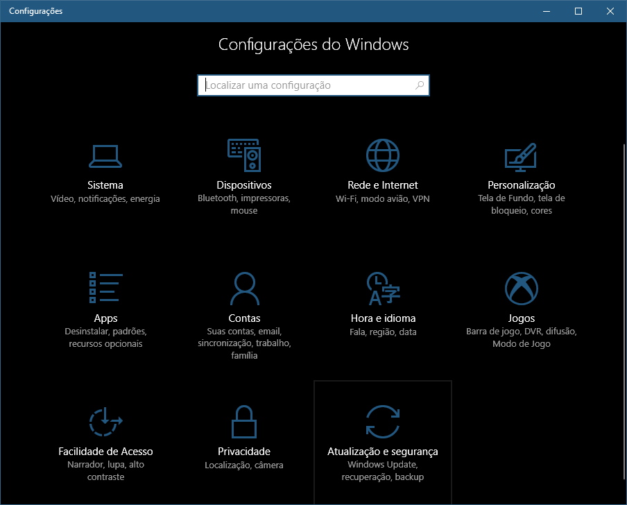 windows 10 atualizar 01 - Windows 10 Fall Creators Update: como atualizar seu PC hoje