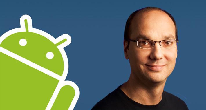 Andy Rubin - Andy Rubin: a verdade sobre saída do Google e atual afastamento da Essential