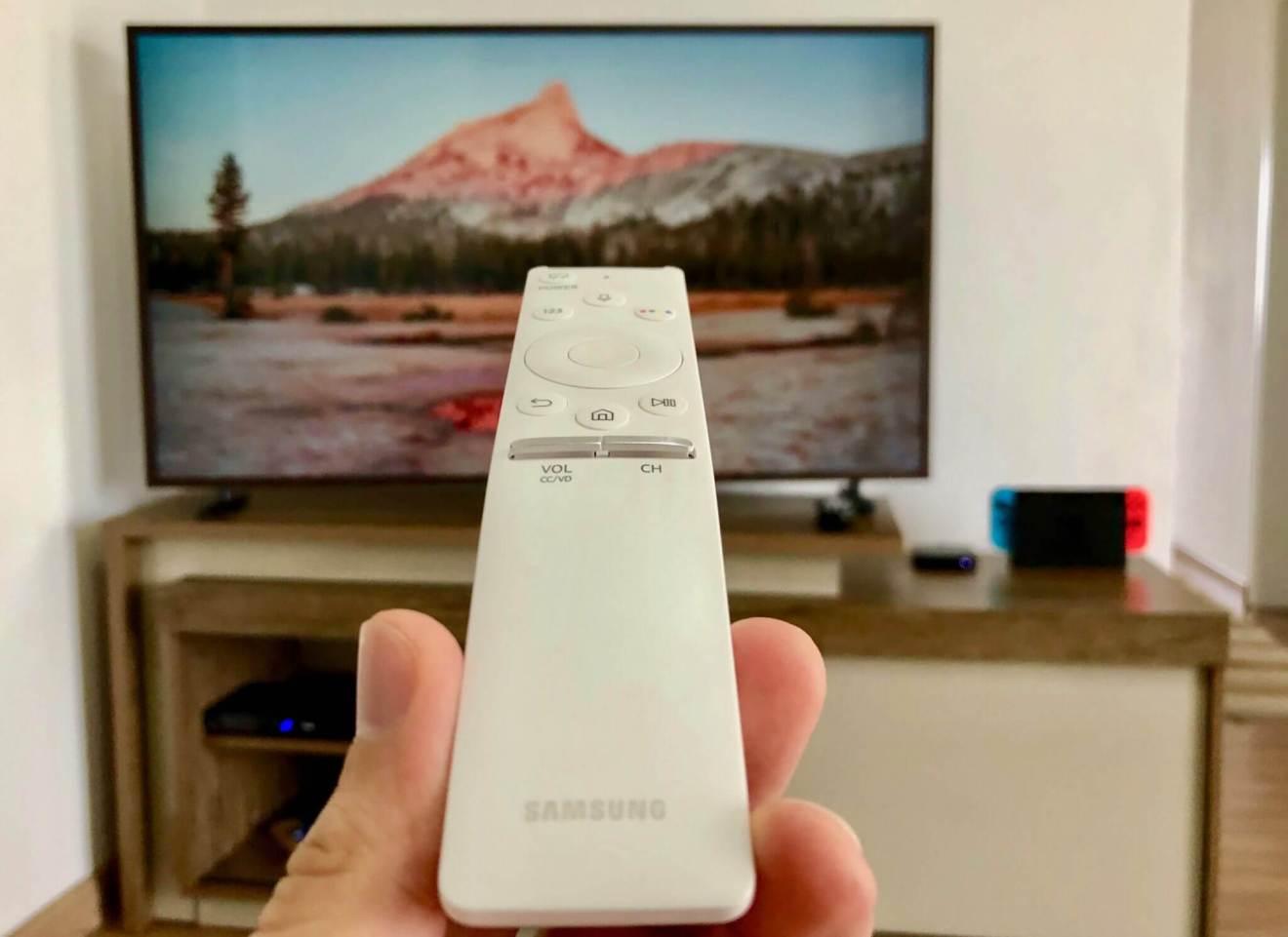 IMG 0041 2 - Review: Samsung The Frame TV, uma noite no museu