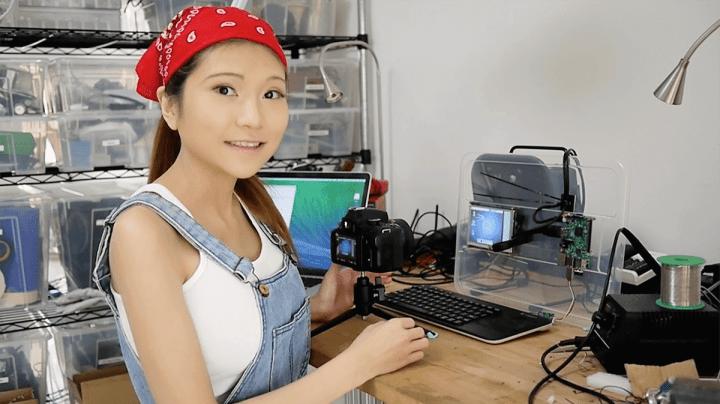 Maker tutorial on configuring a Raspberry Pi 2 720x404 - Inventora tecnológica chinesa é vítima de machismo americano