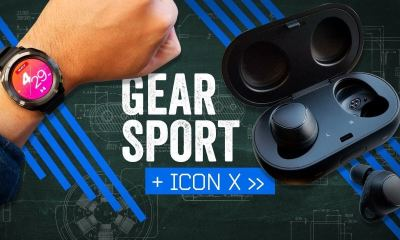 maxresdefault 10 - Samsung lança a segunda geração do IconX e o novo Gear Sport