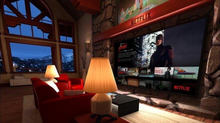 netflix gear vr 720x405 - 3ª temporada de Stranger Things pode ser em realidade virtual