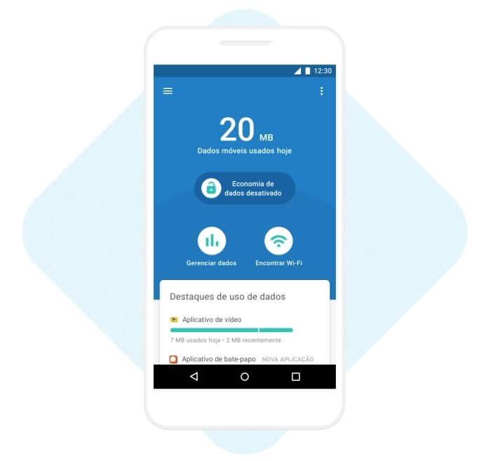 screenshot 20171130 101518 - Google lança Datally, aplicativo para controlar gastos com 4G