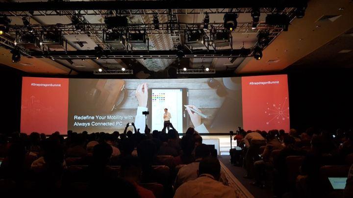 01 720x405 - Qualcomm Summit: ASUS e HP apresentam notebooks com Snapdragon 835