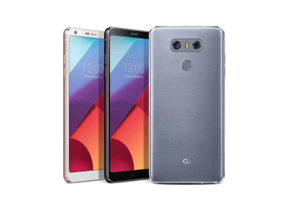 LG G6 Render Final 3 - Confira os melhores smartphones top de linha para comprar no Natal